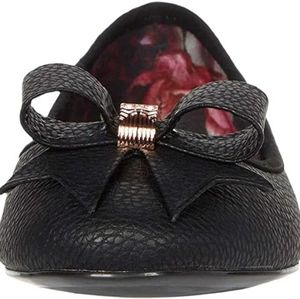 Ted baker Sually bow flats